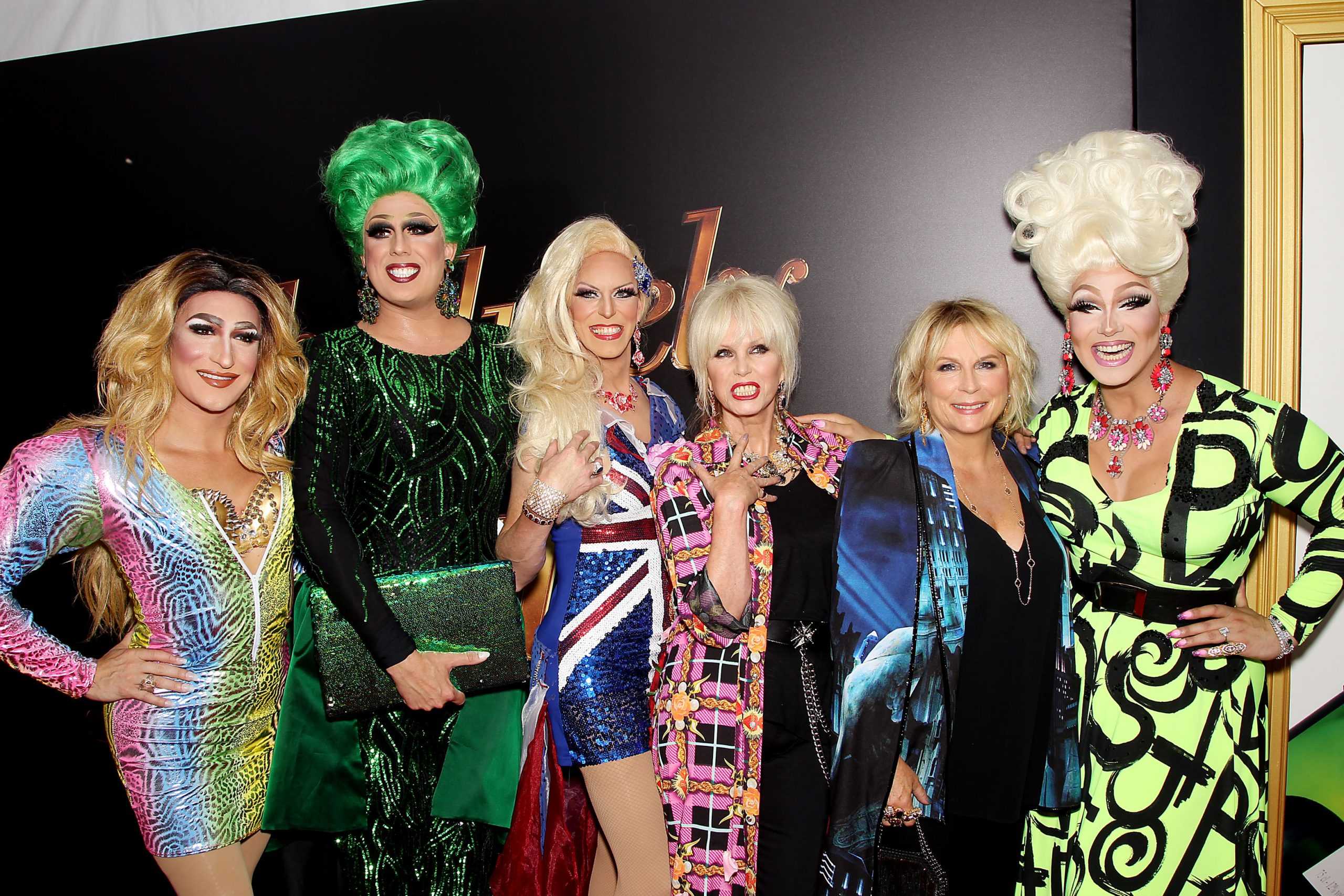 "Fox Searchlight Pictures Presents The New York Premiere of ""Absolutely Fabulous: The Movie"""