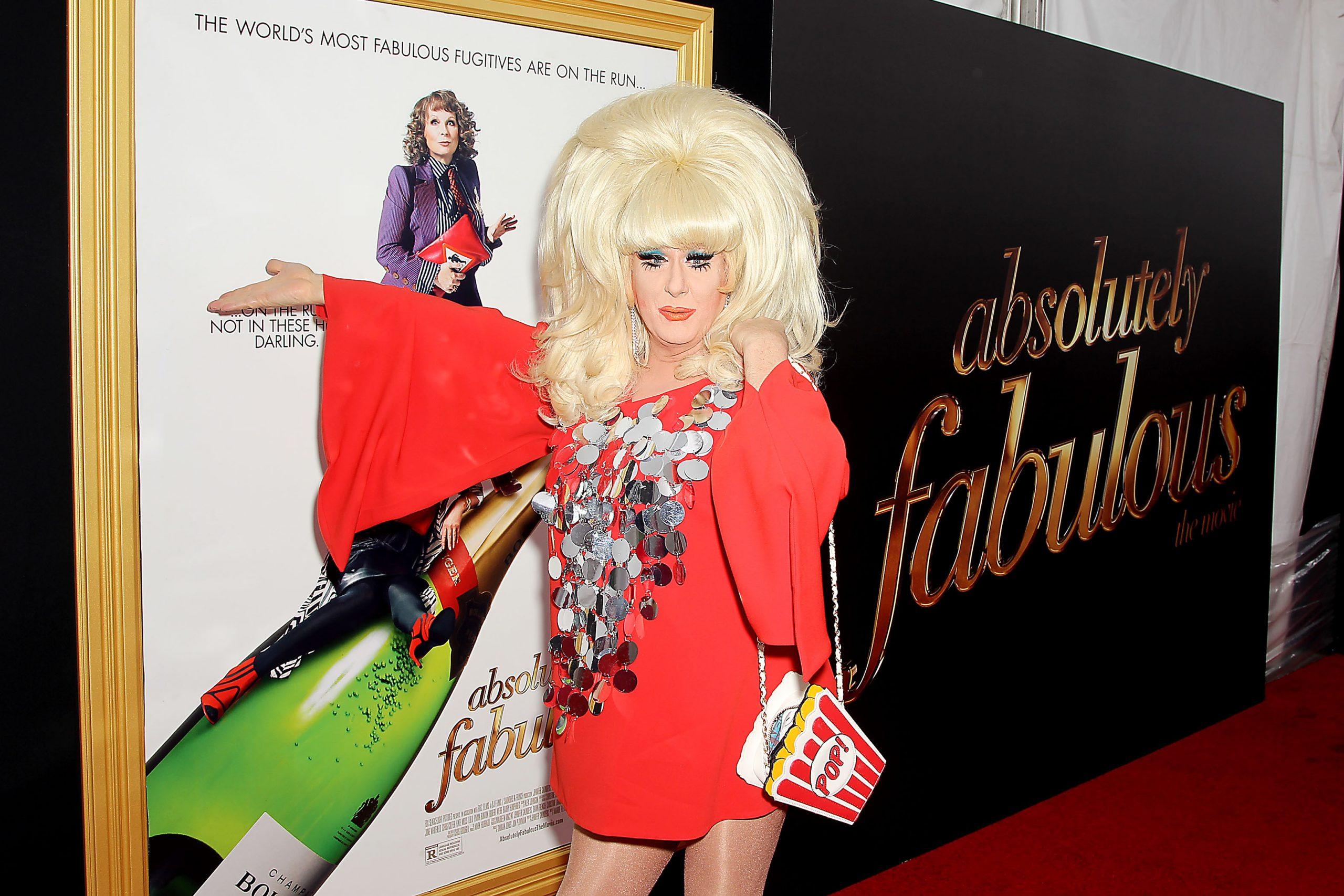 Fox Searchlight Pictures Presents The New York Premiere of 'Absolutely Fabulous: The Movie'