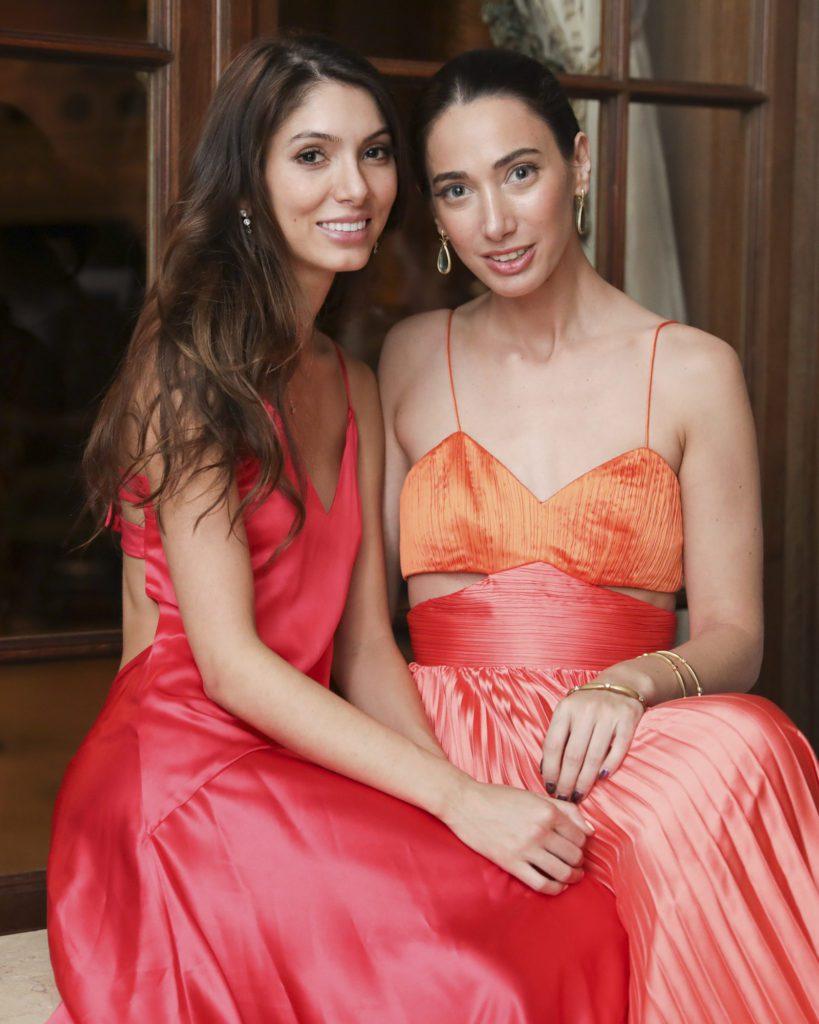Noor Pahlavi and Sara Moskowitz; photo: Carl Timpone/BFA.com