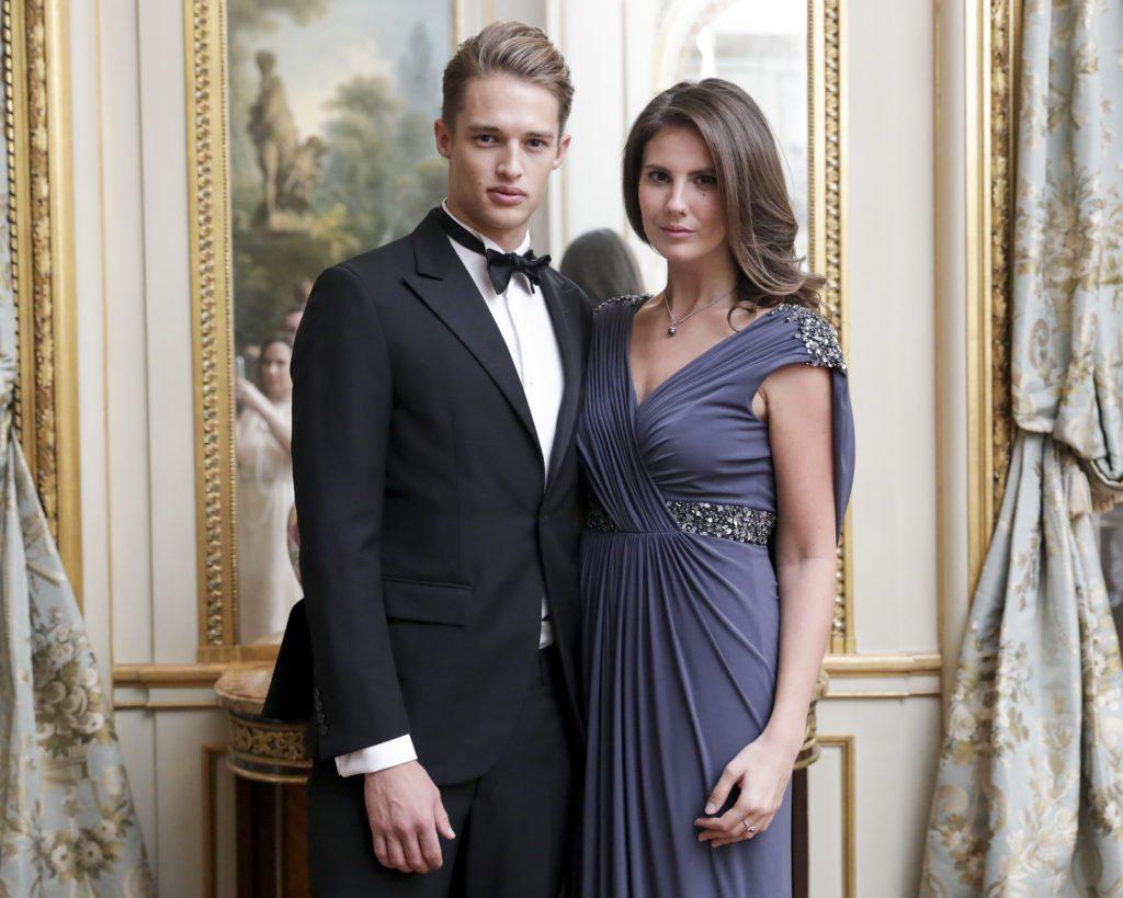 Morten Nielsen and Francesca Dolnier; photo: Carl Timpone/BFA.com