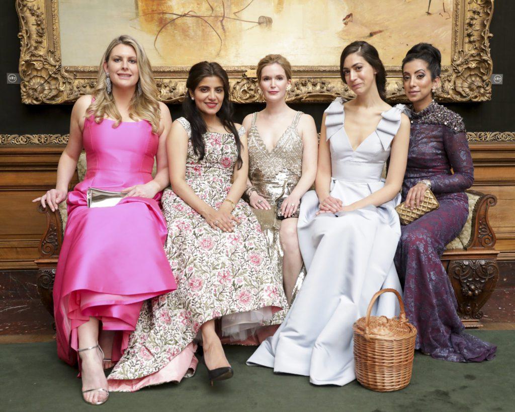 Kathryn Kerns, Lara Devgan, Laura Day Webb, Stephanie Nass, and Noreen Ahmad; photo: Carl Timpone/BFA.com