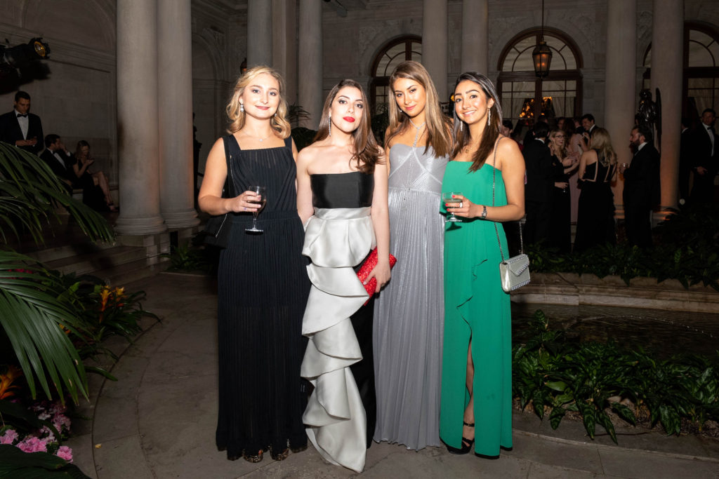 Sunny Lostrito, Neda Hassanzadeh, Ariana C. Farahani, and Tiffany Shahparast; photo: Christine A. Butler