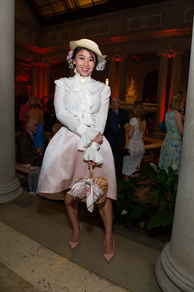 Livia Cheung; photo: Christine A. Butler