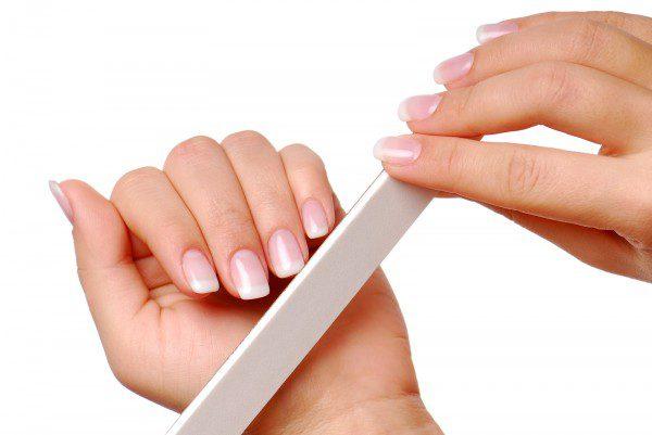 natural heathy nails