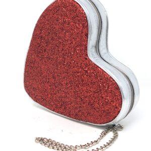 Manuela Gomez Heart bag
